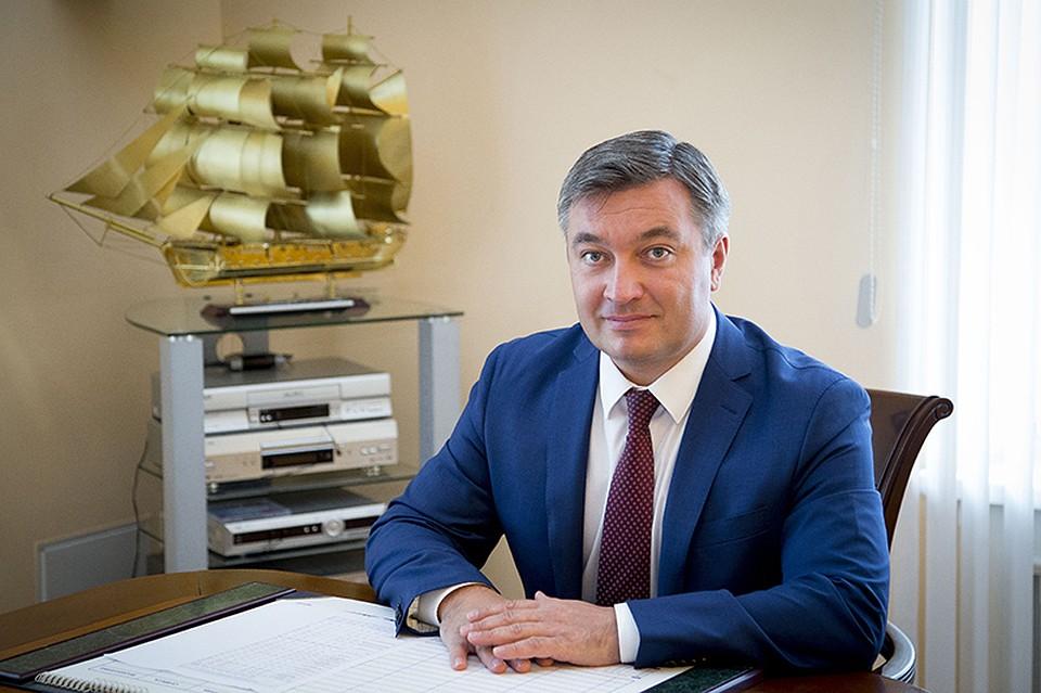 Михаил Мокрецов одновременно будет возглавлять Комитет имущественных отношений Петербурга