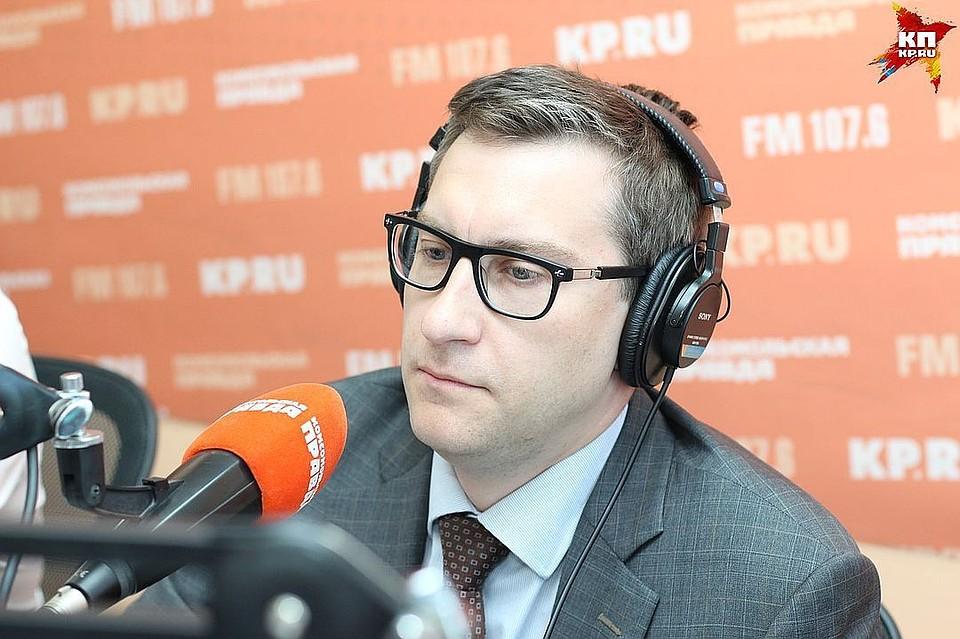 Ярослав Семёнов— новый зампред руководства Удмуртии ФОТО