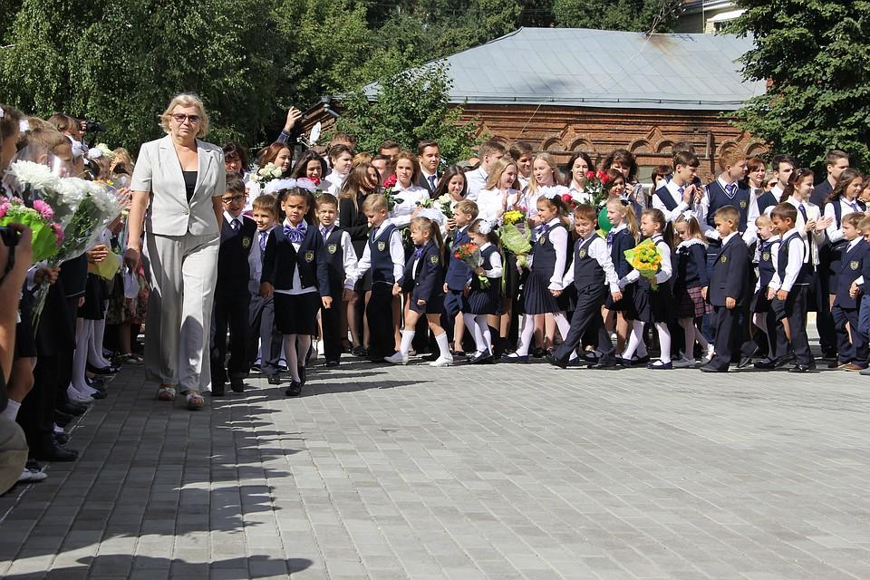 Воронеж получил изфедеральной казны 60 млн руб. накапремонт 6 школ