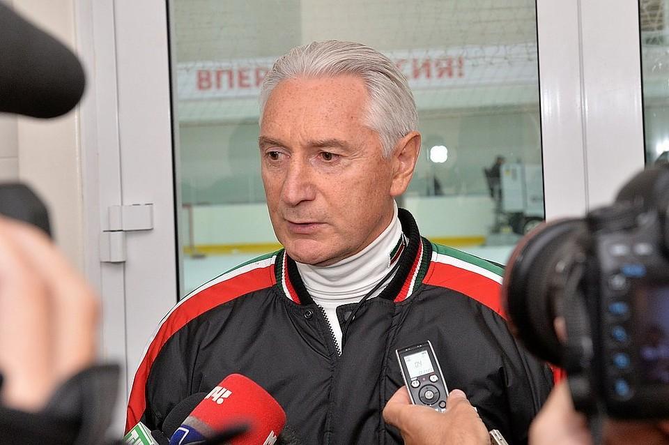«АкБарс» расторг договор сДанисом Зариповым
