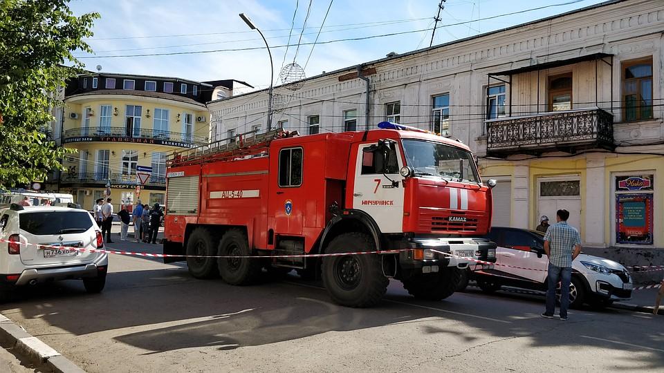 ВМичуринске вдвухэтажном многоквартирном доме обрушилось перекрытие: жильцов эвакуировали