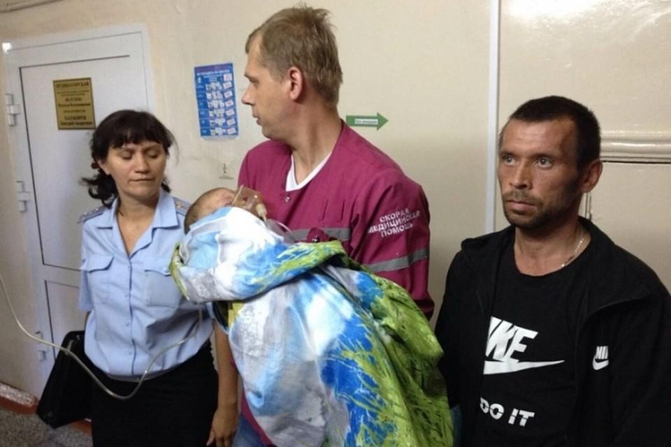 ВИркутской области отыскали заблудившегося втайге двухлетнего ребенка