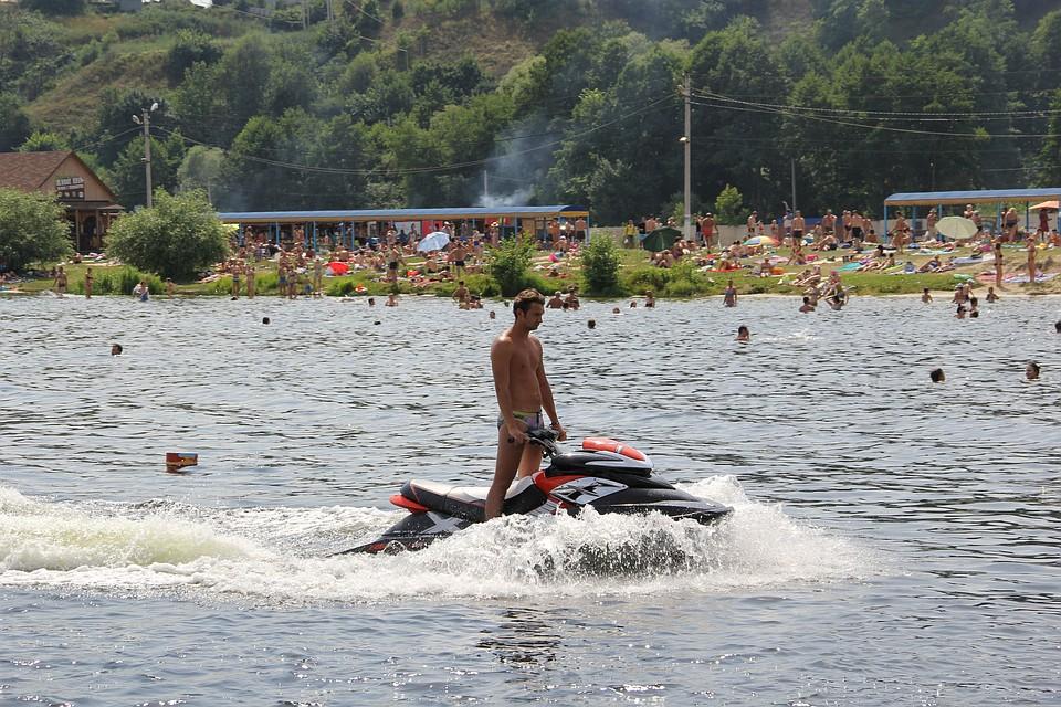 ВВоронежской области предполагается  35-градусная жара— МЧС