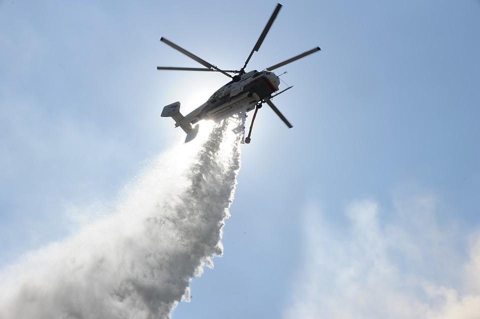 МЧС: Угроза населенному пункту отландшафтного пожара вВолгограде устранена