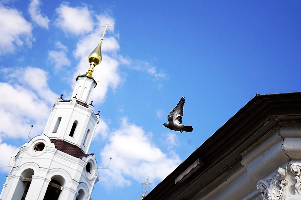 Гроза сградом обрушится на столицу Российской Федерации вближайшие часы