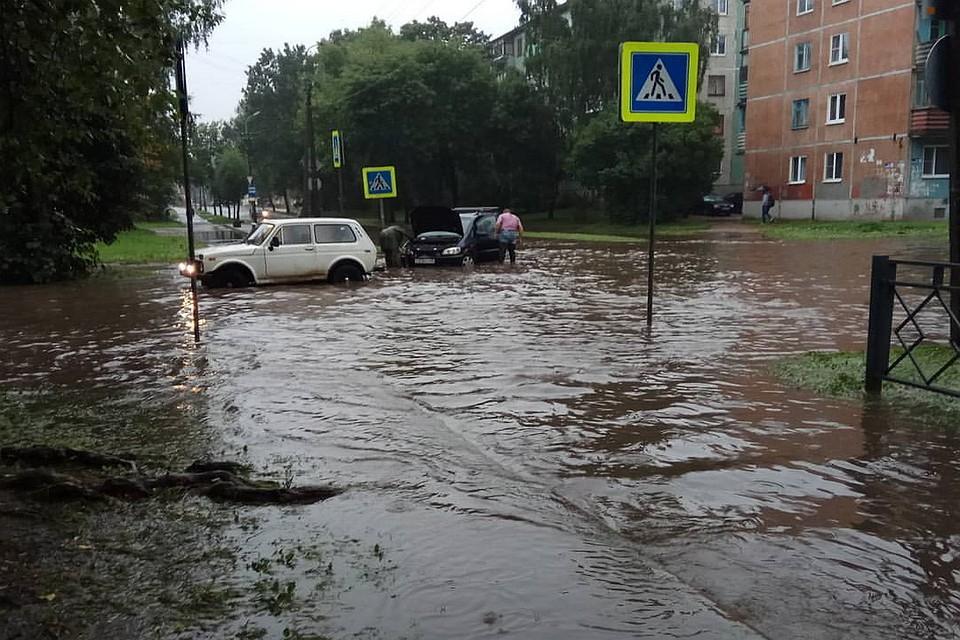 ВПсковской области определили размер компенсации пострадавшим отнаводнения
