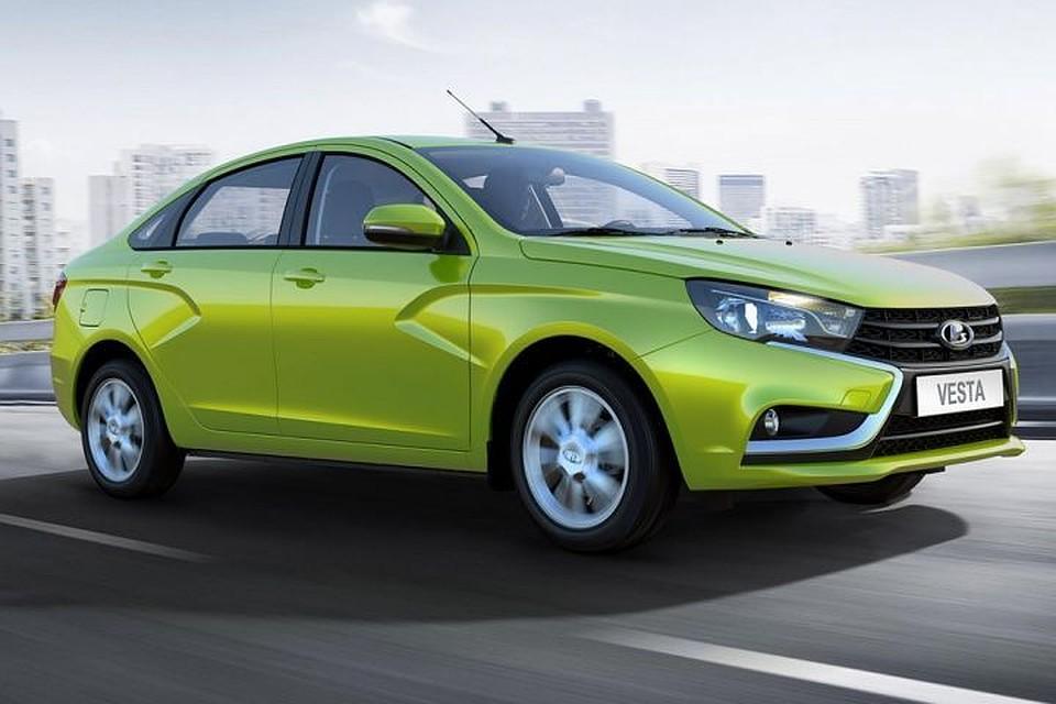 Лада вошла врейтинг Топ-50 мирового автомобильного рынка