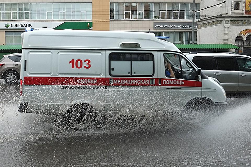 Вовремя прогулки поМосковскому Кремлю скончалась туристка изГермании