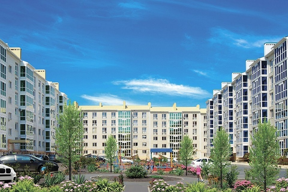 В «Гармонии» близ Ставрополя открыты продажи квартир для студентов