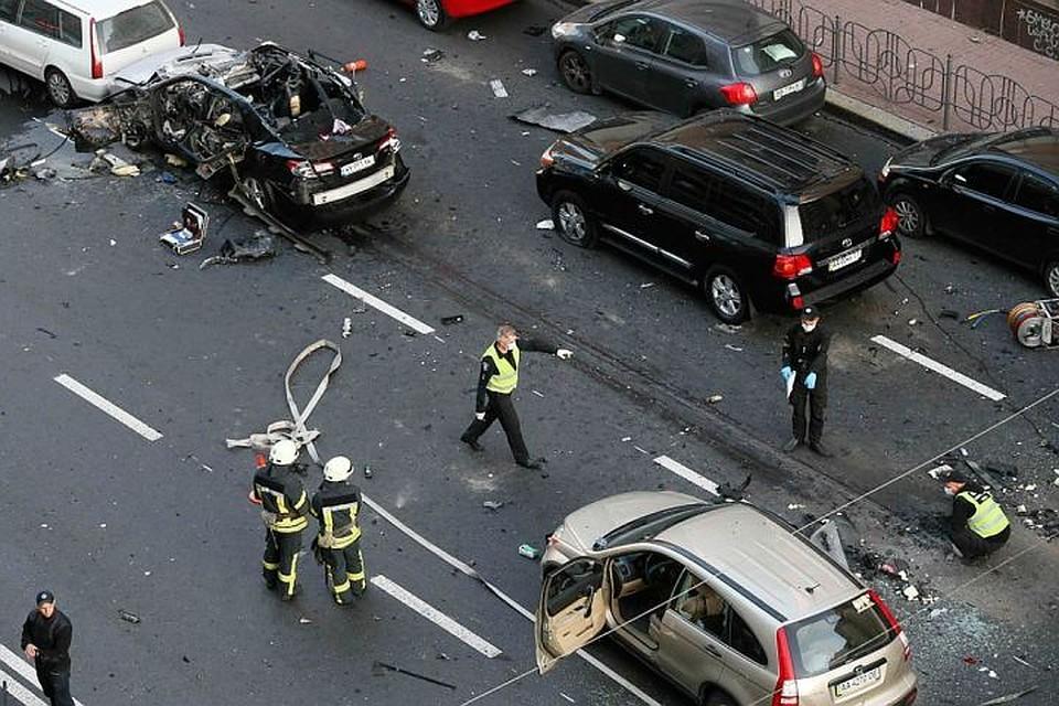 ВКиеве модели Диор оторвало ногу в итоге  взрыва— Наталья Кошель Dior