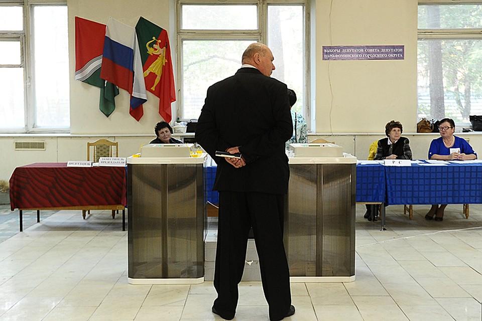 Выборы-2017. Член участковой комиссии объявил овбросах