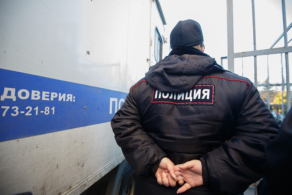 Обыски вадминистрации Невского района провелСК РФ