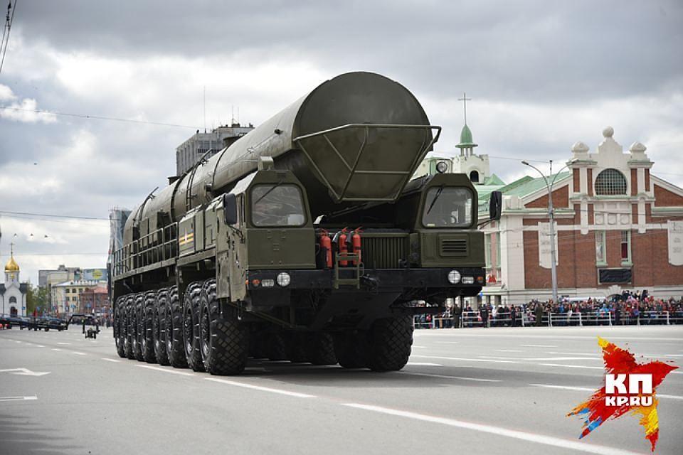 РФ  запустила новейшую ракету сразделяющейся головной частью
