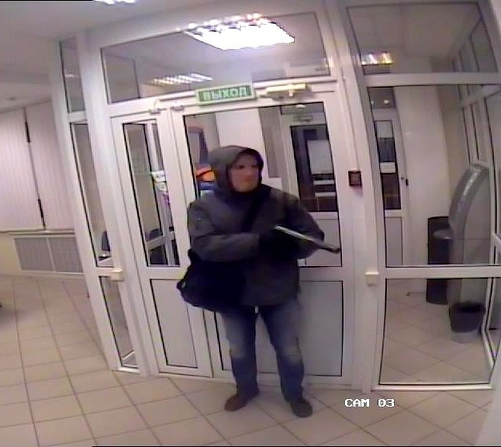 «Онговорил без акцента»: вСамаре ищут разбойника, который убил охранника банка