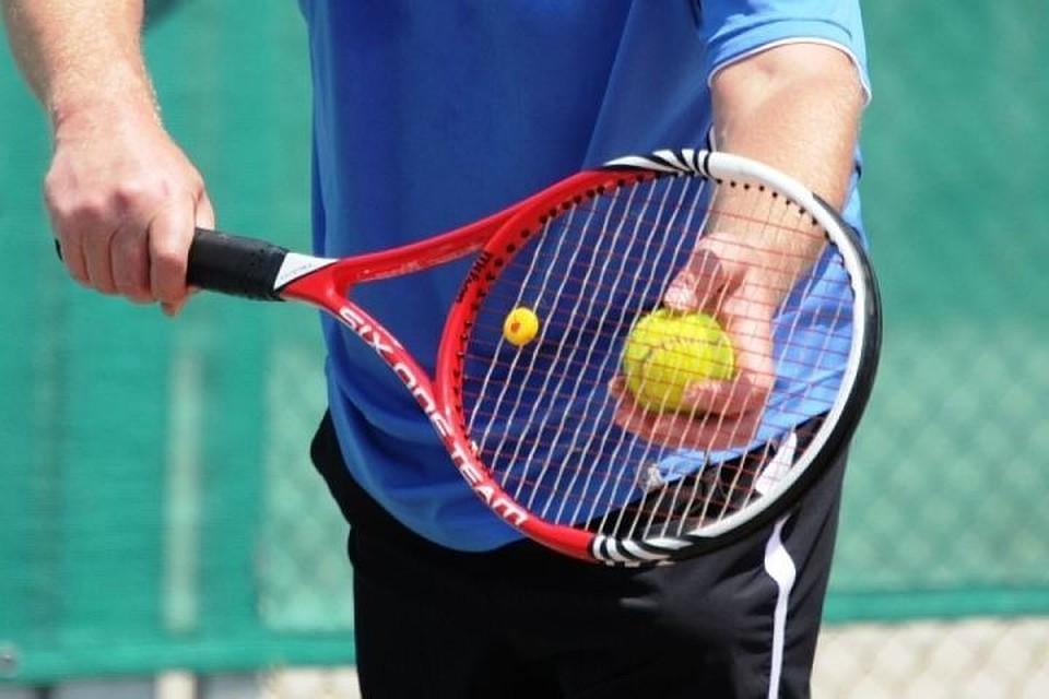 ВКазани наЧемпионате РФ теннисисты поборются за2,5 млн. руб.