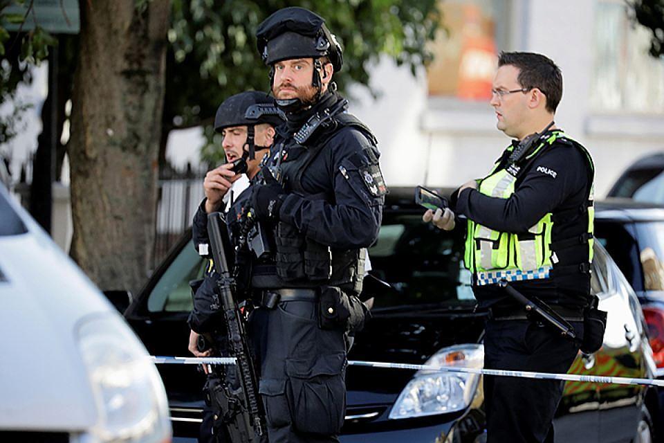 Встолице Англии схвачен шестой подозреваемый поделу отеракте вметро