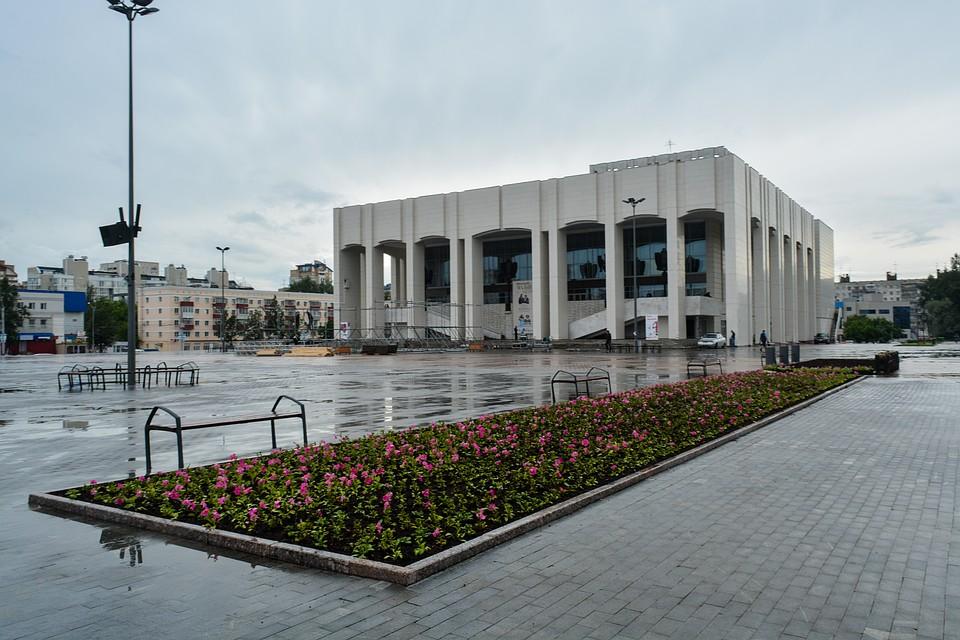 Вероятны пробки: вПерми ФСБ проведет учения в«Театре-Театре»