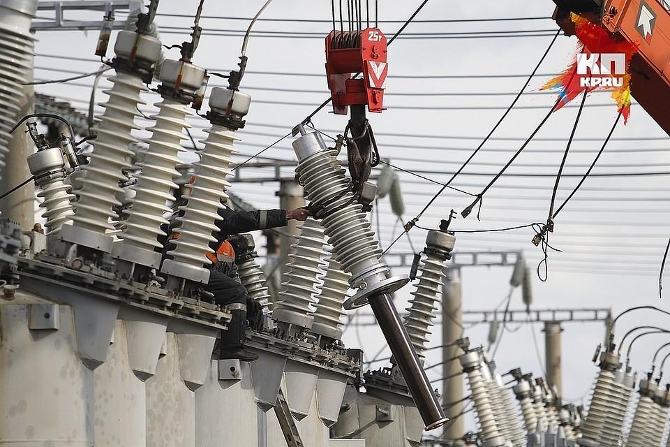 Снегопад вКрасноярском крае лишил электроснабжения граждан 3-х районов