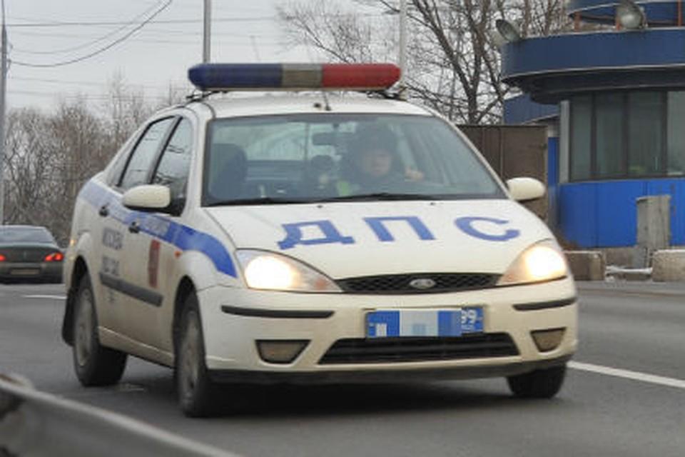 ВОмске угонщик устроил погоню синспекторами ДПС