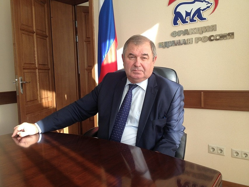 «Единая Россия» выдвинула начальника строительной «дочки» Минобороны вспикеры государственного совета Удмуртии