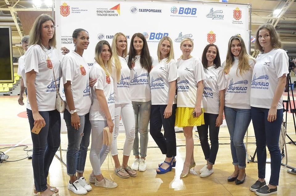 Волейбольная «Тулица» заняла 3-е место намеждународном турнире
