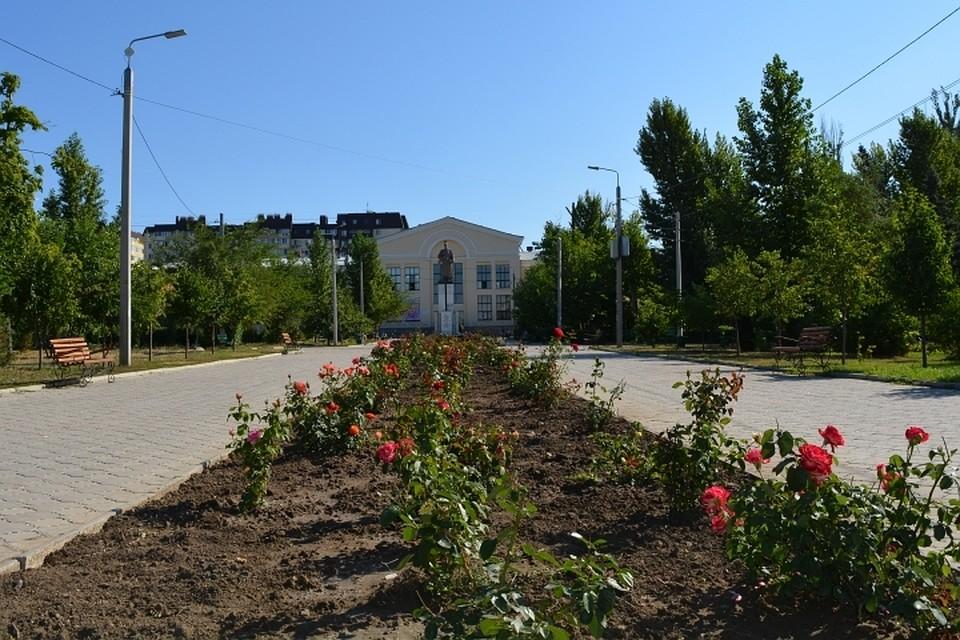 Волгоградцам посоветовали выбрать лучший городской парк