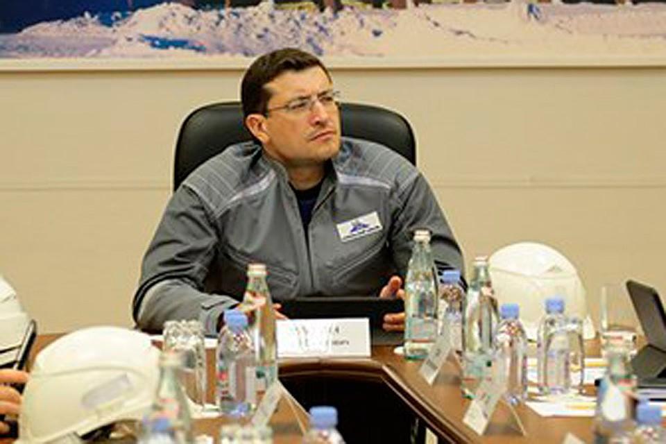 Врио губернатора Нижегородской области Глеб Никитин хочет приступить кработе 27сентября