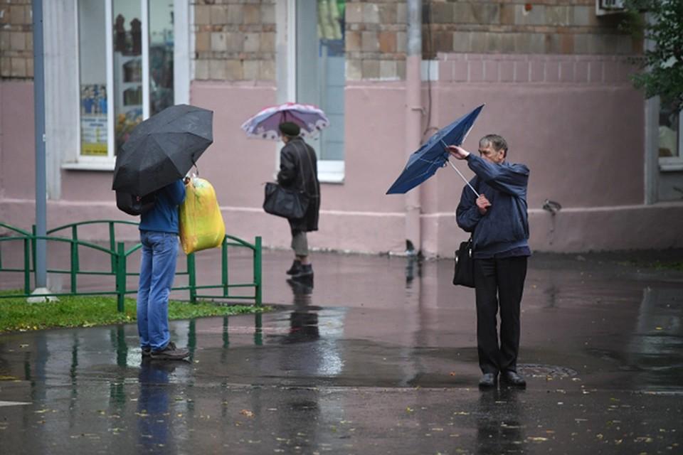 Насевер Хабаровского края надвигается снежный циклон