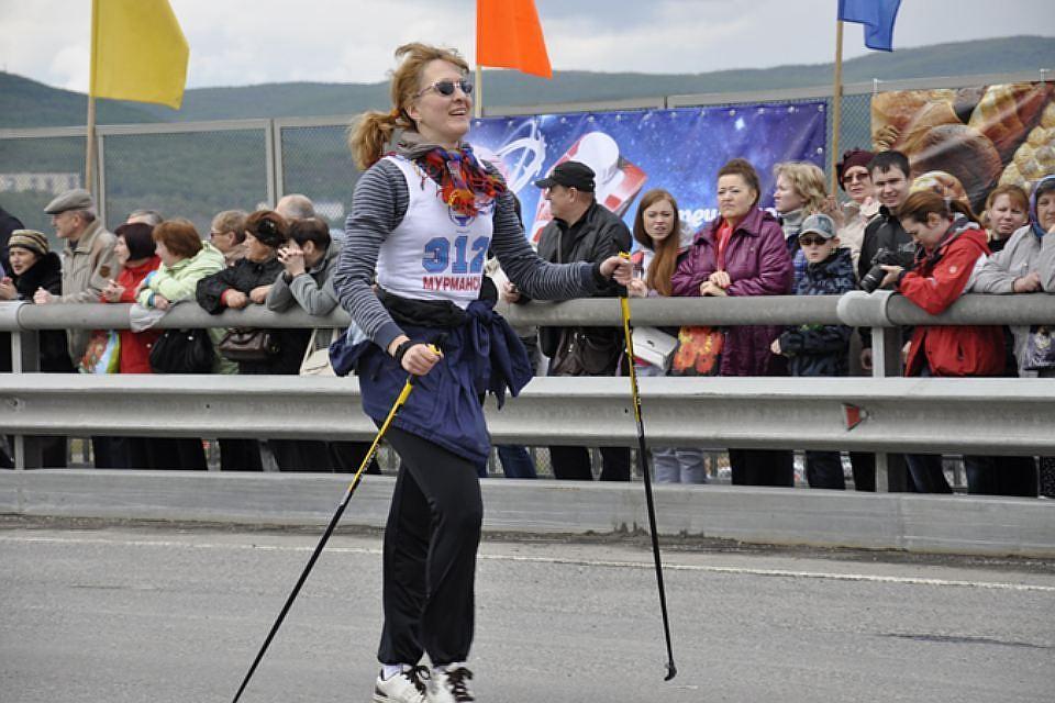 Всубботу Заполярье примет участие воВсероссийском дне ходьбы