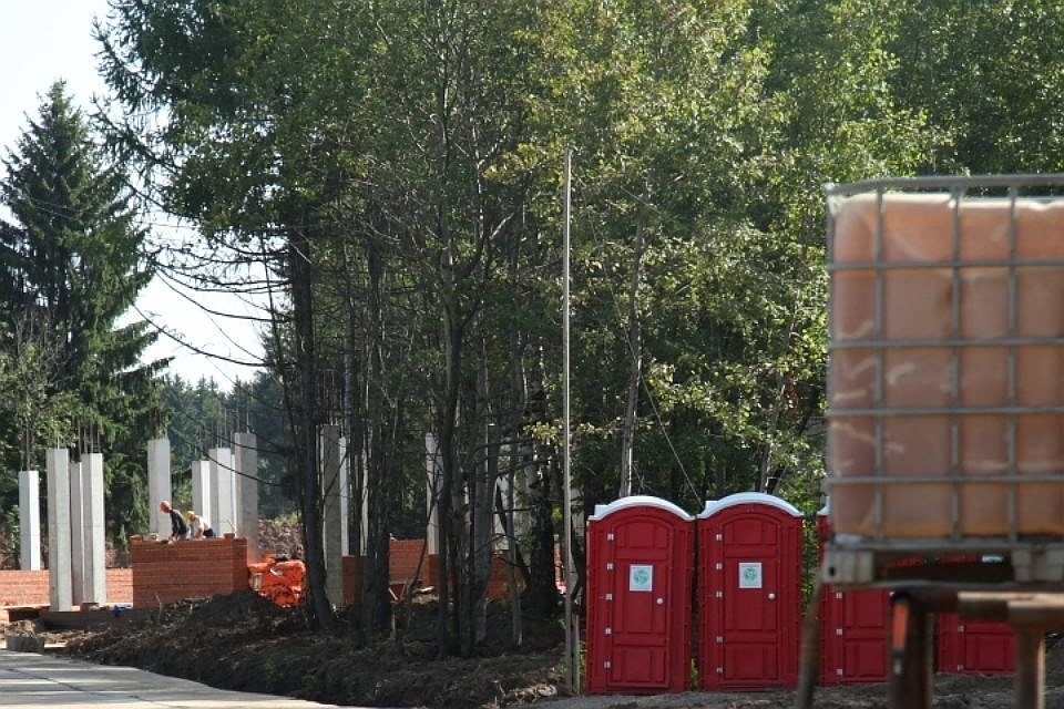 Строителям зоопарка задолжали 3 млн руб. заработной платы — генпрокуратура Перми