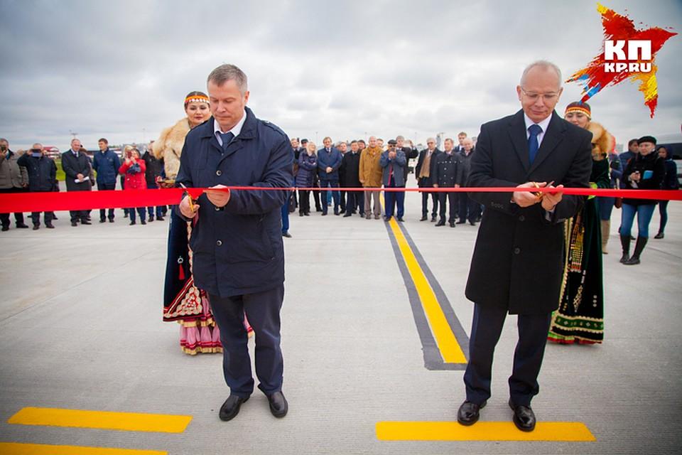 Аэропорт Уфы завершил реконструкцию аэродрома стоимостью 7 млрд руб.