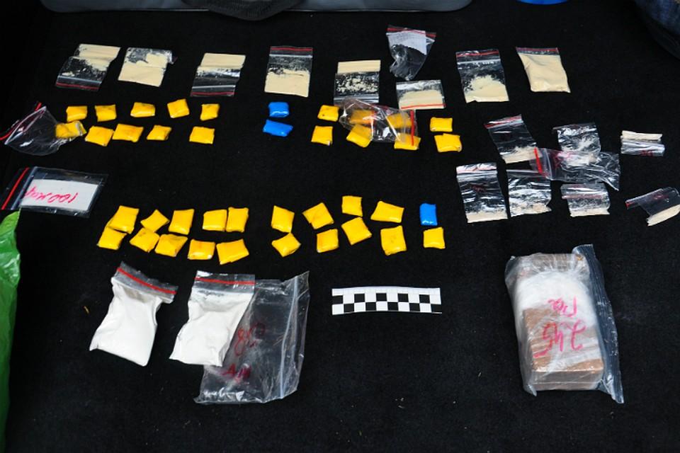 Саратовцы измежрегионального ОПС пойдут под суд за3,4 килограмма «синтетики»