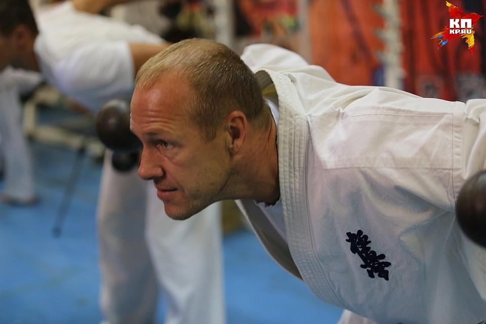 Екатеринбургский тренер возглавит сборную РФ начемпионате мира покиокусинкай каратэ