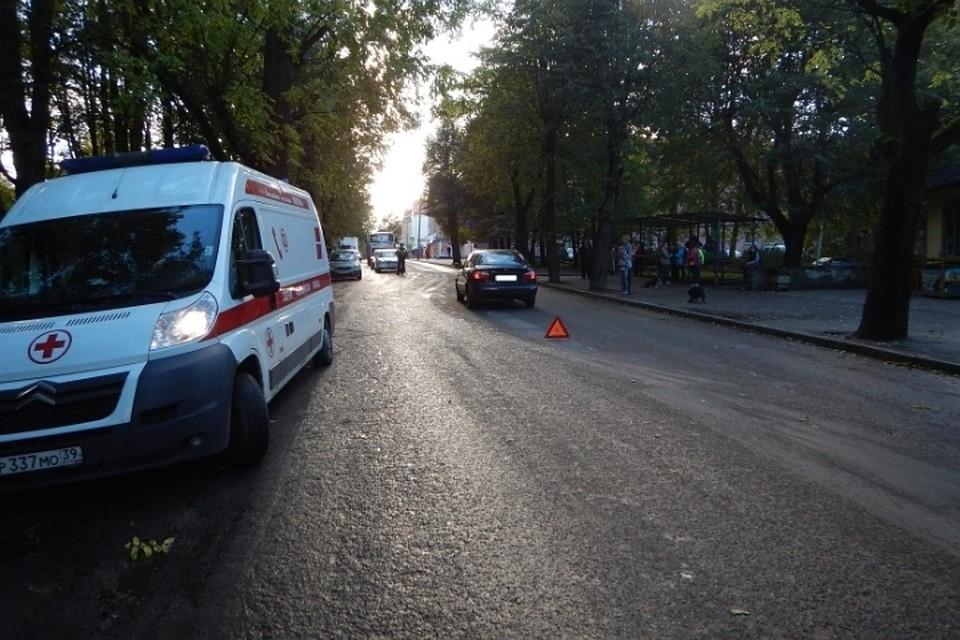 Засутки вКалининградской области погибли двое пешеходов