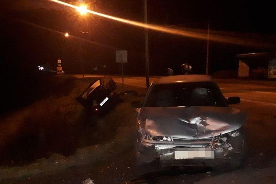 ВБашкирии вДТП с«ВАЗ-2112» умер шофёр «ИжОды»