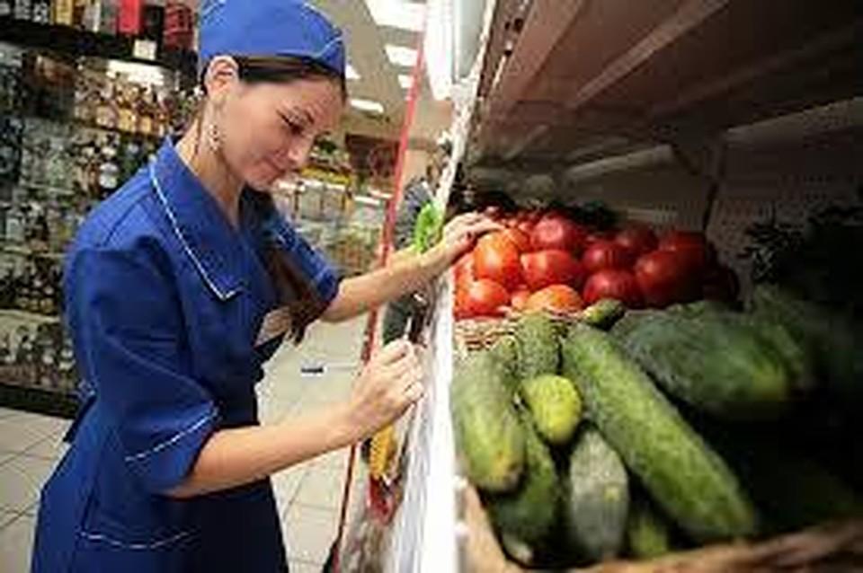 Недельная инфляция в РФ вновь была нулевой