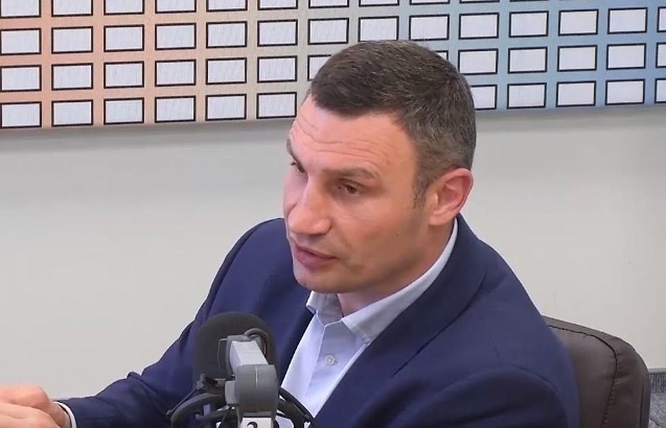 Мэр столицы Украины  предлагает назвать сквер именем Немцова