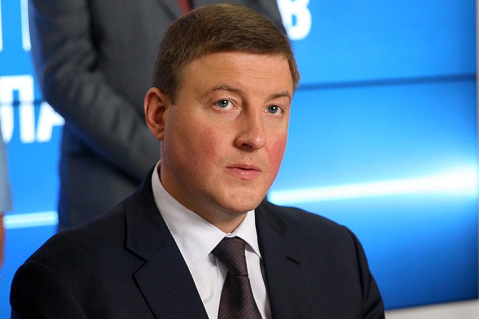 Экс-глава Псковской области стал и.о. секретаря генсовета «Единой России»