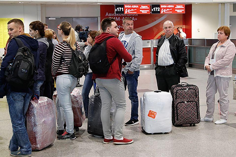 Песков: ситуация сзадержками пассажиров «ВИМ-Авиа» разрешена