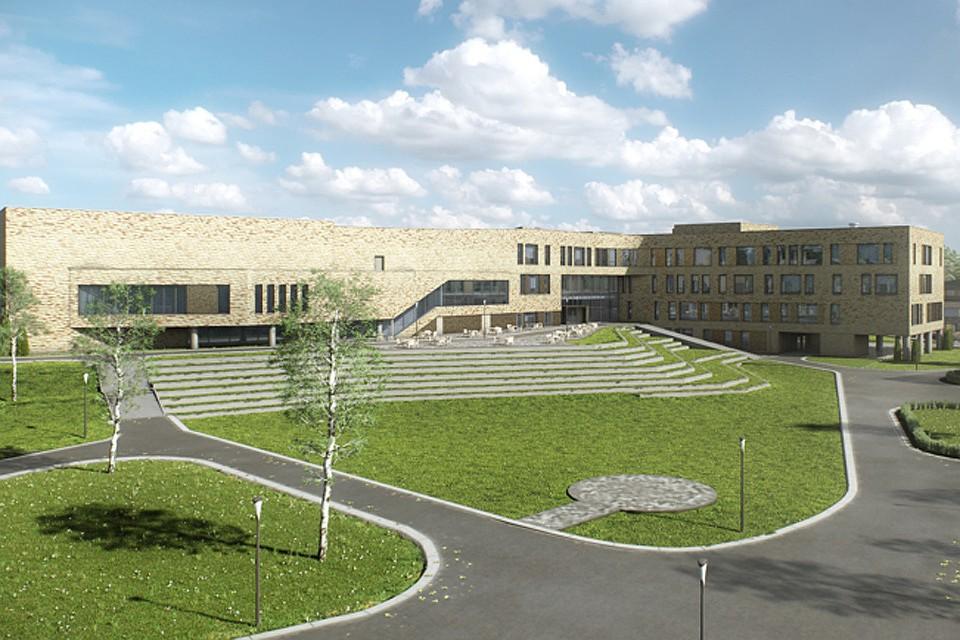 В международной школе Летово будут жить и учиться дети от 12 до 18 лет