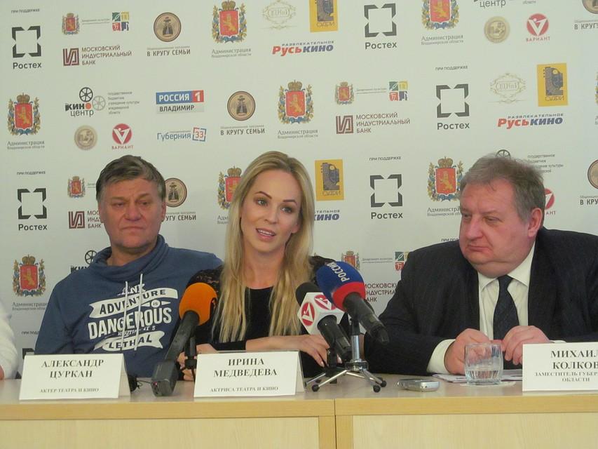 Стартует Фестиваль семейных идетских фильмов «Владимирская вишня»