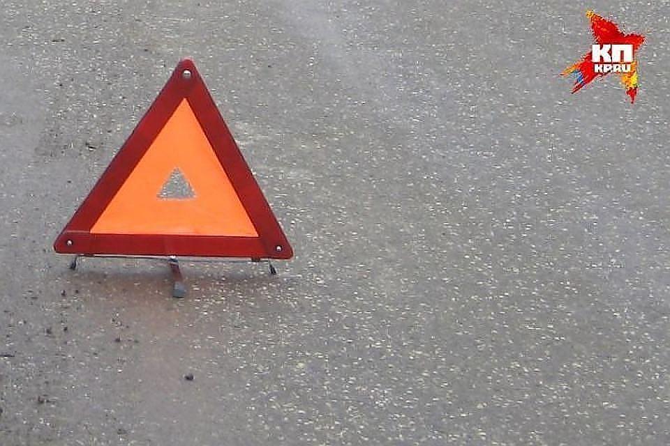 Наулице Революции вПерми столкнулись «Лада» и«Audi»: пострадали три человека