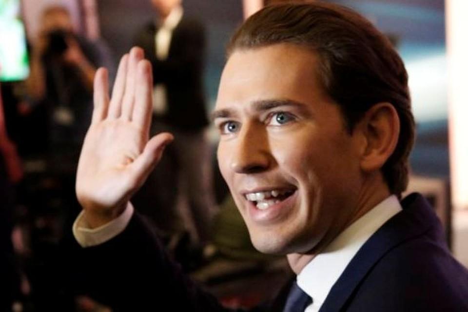 Парламентские выборы вАвстрии: Меркель назвала серьезным вызовом 2-ое место управых