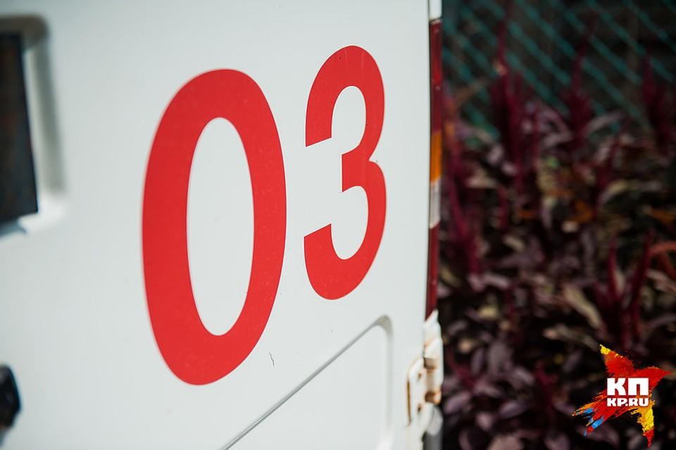 Астраханка разбилась насмерть, упав сбалкона 5-ого этажа