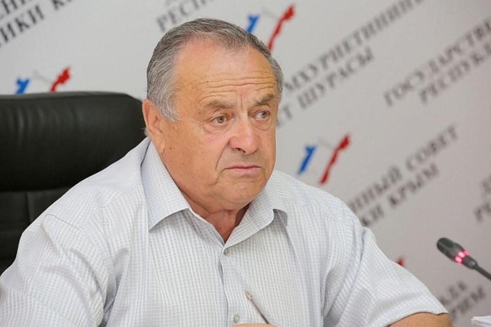 Вкрымском парламенте новый вице-председатель— Фикс