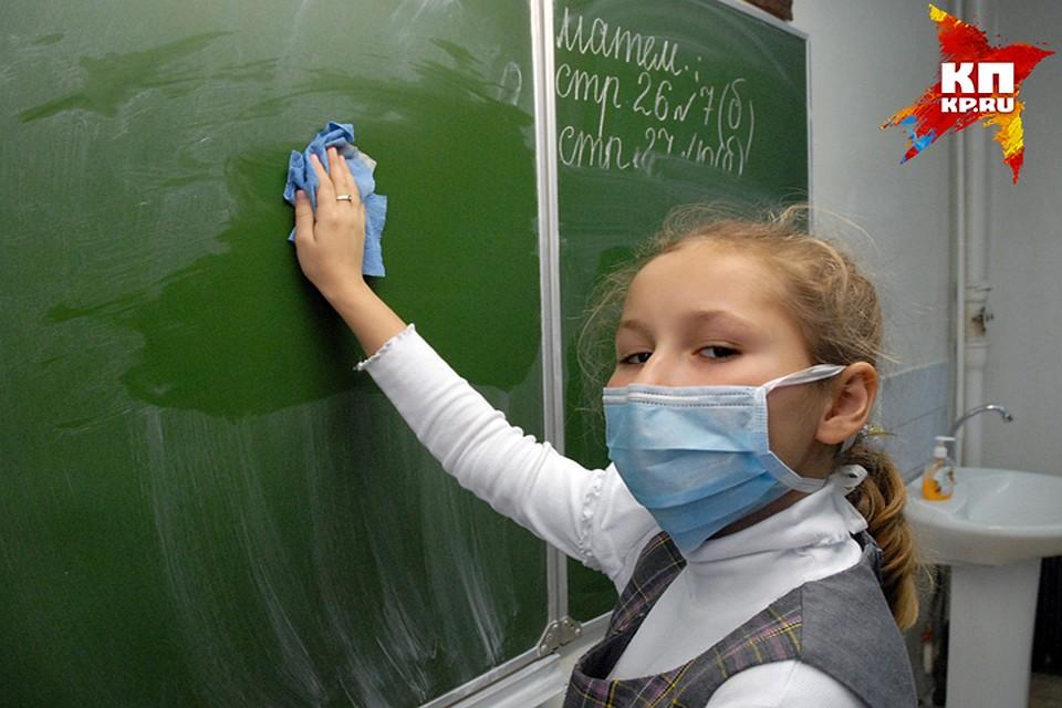 ВУкраинском государстве возрастает количество больных гриппом иОРВИ