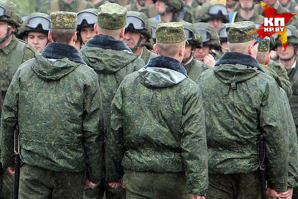 образом, про белорусскую армию александр коржичь мужчина