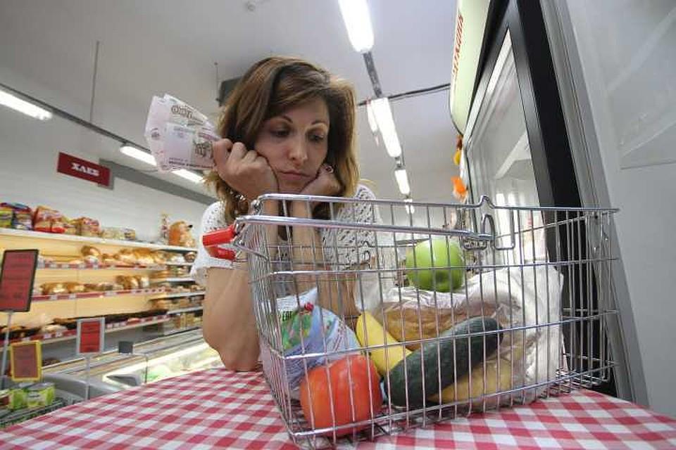 Инфляция в Российской Федерации остается нанулевом уровне шестую неделю подряд