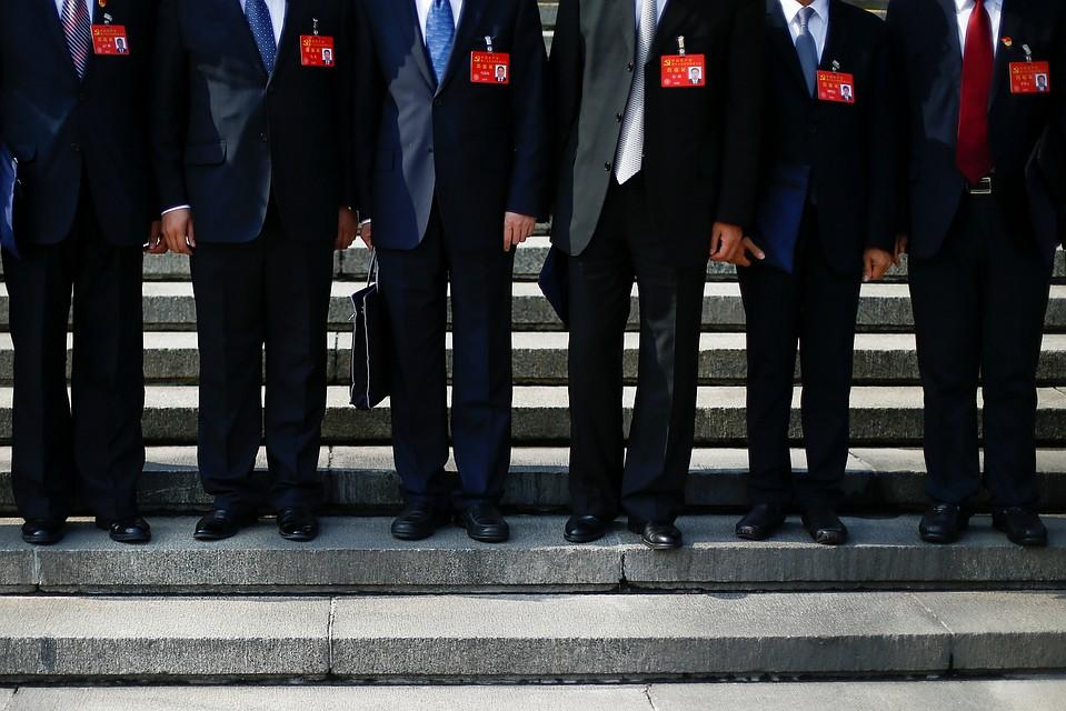 В КНР за 5 лет вкоррупции обвинили неменее 125 тыс. чиновников