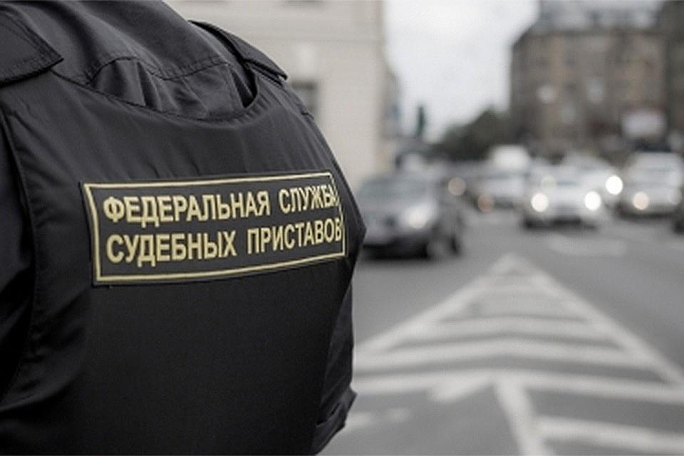 Экс-жена переехала пристава наСтаврополье